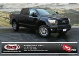 2013 Black Toyota Tundra TRD Rock Warrior CrewMax 4x4 #82500280