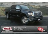 2013 Black Toyota Tundra Platinum CrewMax 4x4 #82500279