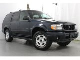 2000 Ford Explorer Limited 4x4 Front 3/4 View