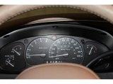 2000 Ford Explorer Limited 4x4 Gauges