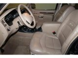 2000 Ford Explorer Limited 4x4 Medium Prairie Tan Interior