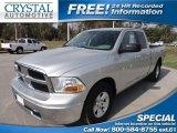 2011 Bright Silver Metallic Dodge Ram 1500 SLT Quad Cab #82500856