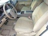 2009 Nissan Armada Interiors