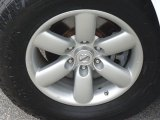 Nissan Armada 2009 Wheels and Tires
