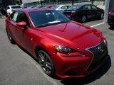 Lexus IS Colors
