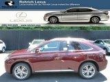 2013 Claret Red Mica Lexus RX 350 AWD #82500606