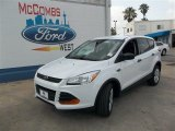2013 Oxford White Ford Escape S #82553747