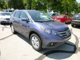 2013 Twilight Blue Metallic Honda CR-V EX AWD #82554309