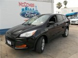 2013 Tuxedo Black Metallic Ford Escape S #82553746