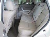 2008 Acura RDX Technology Rear Seat