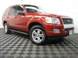 2000 Toreador Red Metallic Ford Explorer XLT 4x4 #82554178