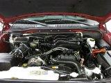 2000 Ford Explorer XLT 4x4 4.0 Liter SOHC 12-Valve V6 Engine