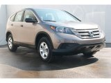 2013 Urban Titanium Metallic Honda CR-V LX #82553940
