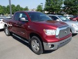 2007 Salsa Red Pearl Toyota Tundra SR5 Double Cab 4x4 #82554498