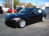 2006 Black Sapphire Metallic BMW 3 Series 325xi Sedan #8246654