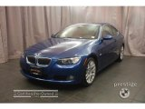 2007 Montego Blue Metallic BMW 3 Series 328i Coupe #8241064