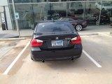 2007 Black Sapphire Metallic BMW 3 Series 335i Sedan #82554039