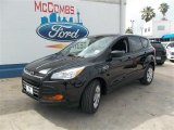2014 Tuxedo Black Ford Escape S #82553759