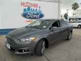 2013 Sterling Gray Metallic Ford Fusion Titanium #82553755