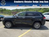 2014 Black Forest Green Pearl Jeep Grand Cherokee Limited 4x4 #82553868