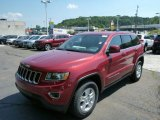 2014 Deep Cherry Red Crystal Pearl Jeep Grand Cherokee Laredo 4x4 #82554114