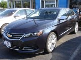 2014 Blue Ray Metallic Chevrolet Impala LTZ #82553672