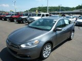 2013 Tungsten Metallic Dodge Dart Limited #82554111