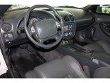 1999 Pontiac Firebird Interiors