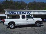 2006 Summit White Chevrolet Silverado 1500 LS Extended Cab 4x4 #8247319