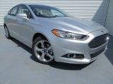 2013 Ingot Silver Metallic Ford Fusion SE 1.6 EcoBoost #82553986