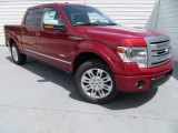 2013 Ruby Red Metallic Ford F150 XLT SuperCrew #82553980