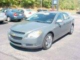 2008 Dark Gray Metallic Chevrolet Malibu LT Sedan #8245650