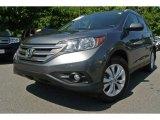 2012 Polished Metal Metallic Honda CR-V EX-L #82614108