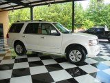 2007 White Chocolate Tri-Coat Lincoln Navigator Ultimate #82614192