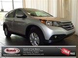 2013 Alabaster Silver Metallic Honda CR-V EX #82613933
