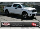 2013 Super White Toyota Tundra TRD Rock Warrior Double Cab 4x4 #82613890