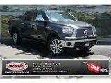 2013 Magnetic Gray Metallic Toyota Tundra Platinum CrewMax 4x4 #82613889