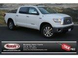 2013 Super White Toyota Tundra Platinum CrewMax 4x4 #82613887