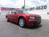 2008 Inferno Red Crystal Pearl Chrysler 300 C HEMI #82614045