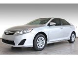 2013 Classic Silver Metallic Toyota Camry LE #82614180