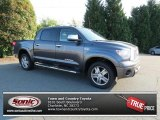 2013 Magnetic Gray Metallic Toyota Tundra Limited CrewMax 4x4 #82614093