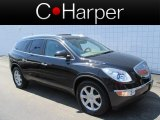 2009 Carbon Black Metallic Buick Enclave CXL AWD #82614139