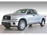 2013 Silver Sky Metallic Toyota Tundra Double Cab #82614168