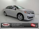 2013 Classic Silver Metallic Toyota Camry SE #82614089