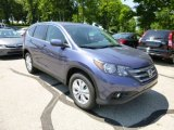 2013 Twilight Blue Metallic Honda CR-V EX AWD #82614122