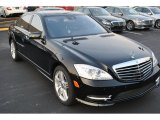 2013 Black Mercedes-Benz S 550 4Matic Sedan #82614077