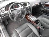 2009 Audi A6 Interiors