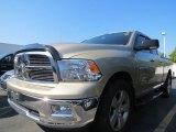 2011 White Gold Dodge Ram 1500 Big Horn Quad Cab #82633217
