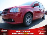 2013 Redline 2 Coat Pearl Dodge Grand Caravan R/T #82633205