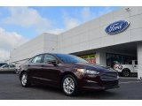 2013 Bordeaux Reserve Red Metallic Ford Fusion SE 1.6 EcoBoost #82638439